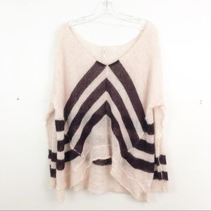 Free People Twelve Rose Sweater